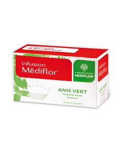 Médiflor Infusions Anis Vert 24 Sachets