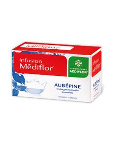 Médiflor Infusions Aubépine 24 Sachets