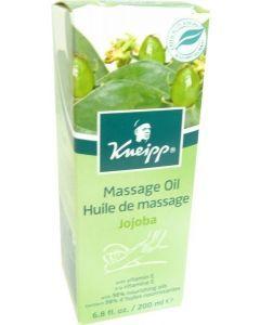 Kneipp Huile de Massage Jojoba 200ml