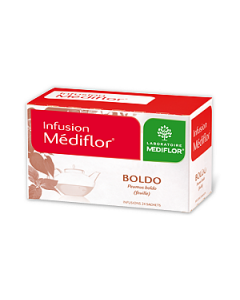 Médiflor Infusions Boldo 24 Sachets