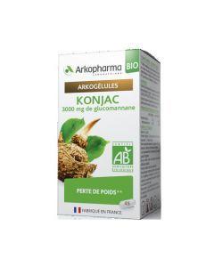 Arkopharma Arkogélules Bio Konjac 45 gélules