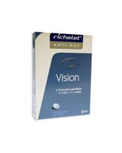 Richelet Anti-âge Vision 30 Comprimés