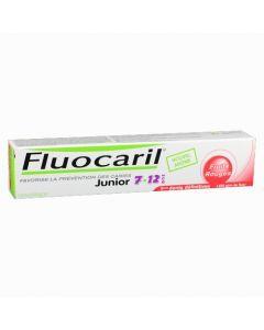 Fluocaril Junior 7-12ans Gel Fruits Rouges 50ml