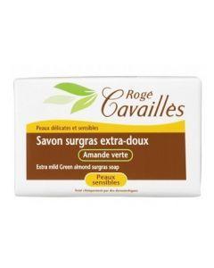 Rogé Cavailles Savon Surgras Extra Doux Amande Verte 250g