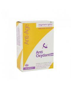 Synergia Anti-oxydant 200 Anti-âge 60 Capsules
