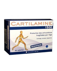E-Sciences Cartilamine 1500 90 Tablettes