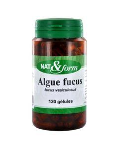 Nat&Form Algue Fucus 200 Gélules