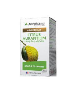 Arkopharma Arkogélules Citrus Aurantium 45 gélules