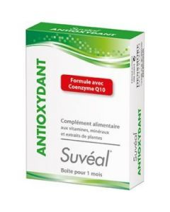 Suvéal Antioxydant 30 Capsules