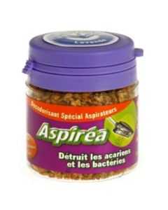 Oméga Pharma Aspiréa Désodorisant Aspirateur Lavande 60g