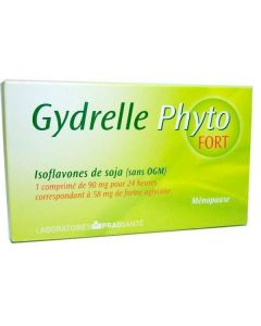 Gydrelle Phyto Fort Ménopause 30 Comprimés