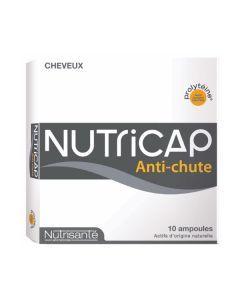 Nutrisante Nutricap Anti-chute Sérum 10 Ampoules