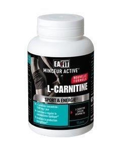 EAFIT L-cartinine Brûle-graisses et Énergie 90 Gélules