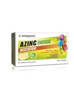 Arkopharma Azinc Énergie Booster Comprimés 20 comprimés