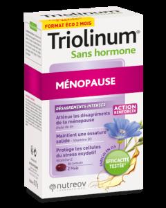 Nutreov Triolinum Sans Hormone Intensive 56 Capsules