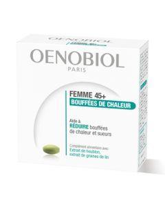 Oenobiol Femme 45+ Bouffées de Chaleur 30 Comprimés