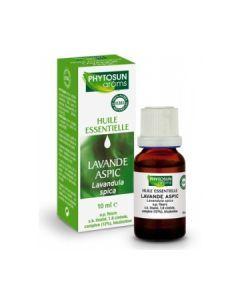 Phytosun Arôms Huile Essentielle Lavande Aspic 10ml