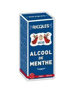 Ricqles Alcool De Menthe - Flacon Rond 10Cl
