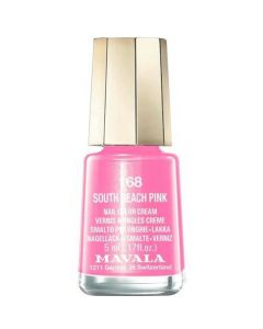 Mavala Mini Vernis à Ongles 168 South Beach Pink 5ml