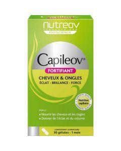 Nutreov Physcience Capileov Fortifiant Boite 30 Gélules