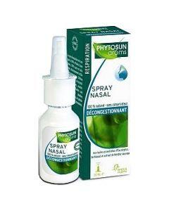 Phytosun Arôms Spray Nasal Décongestionnant 20ml