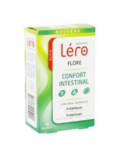 Lero Flore Confort Intestinal 15 Gélules