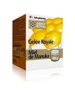 Arkopharma Arko Royal Gelée Royale + Miel de Manuka 40g
