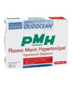 Oligocean Plasma Marin Hypertonique 30 Ampoules