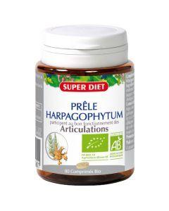 Super Diet Prêle - Harpagophytum Bio - 80 Comprimés