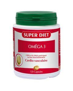 Super Diet Oméga 3 - 120 Capsules