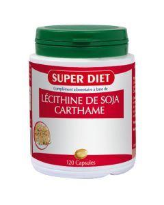 Super Diet Lécithine De Soja - 120 Capsules