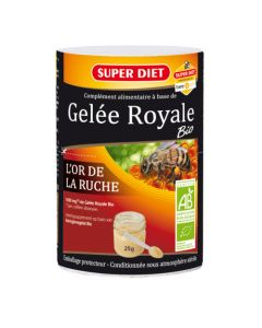 Super Diet Gelée Royale Bio - Pot De 25G