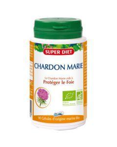 Super Diet Chardon Marie Bio - 90 Gélules