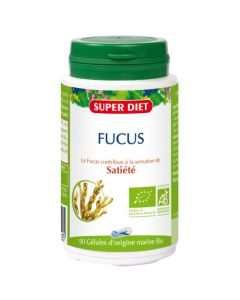 Super Diet Fucus Bio - 90 Gélules