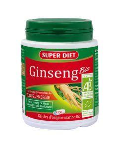Super Diet Ginseng Panax CA Meyer Bio - 150 Gélules