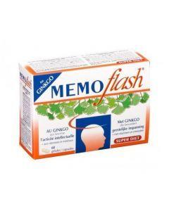 Super Diet Mémoflash 60 Gélules