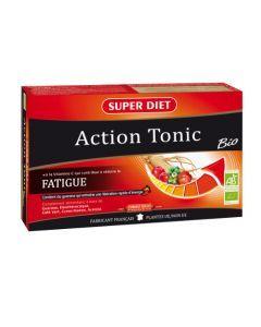 Super Diet Action Tonic Bio - 20 Ampoules de 15Ml