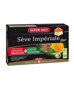 Super Diet Sève Impériale Bio - 20 Ampoules de 15Ml