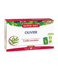 Super Diet Olivier Bio - 20 Ampoules de 15Ml