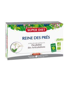 Super Diet Reine Des Près Bio - 20 Ampoules de 15Ml