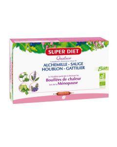 Super Diet Quatuor Ménopause -20 Ampoules