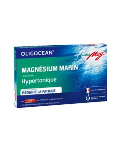 Oligocean Aquamag - 10 Ampoules de 15Ml