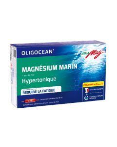 Aquamag Oligocean Magnésium Marin 20 Ampoules de 15Ml