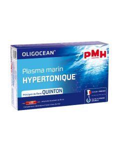 Superdiet Oligocean PMH Plasma Marin Hypertonique - 20 Ampoules de 15Ml
