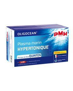 Oligocean PMH Plasma Marin Hypertonique Programme 2x20 Ampoules de 15Ml