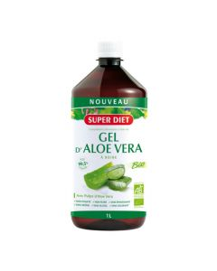 Super Diet Gel D'Aloe Vera - 1 Litre