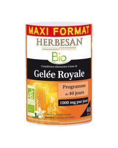 Herbesan Gelée Royale Bio - Pot 40G