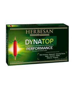 Herbesan Dynatop Performance - 20 Ampoules de 15Ml