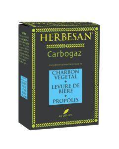 Herbesan Carbogaz - 45 Gélules