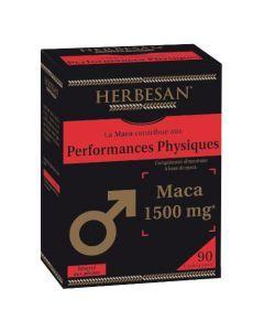 Herbesan Maca Performances Physiques -  90 Comprimés